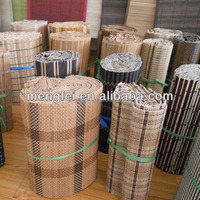 bamboo blinds with natural bamboo sticks