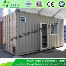 Factory-built mobile home Large Span And Good Quality High Quality China Prefabricated Homes