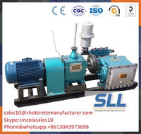 Environmental operation Less noise and dust horizontal self priming drilling mud pump