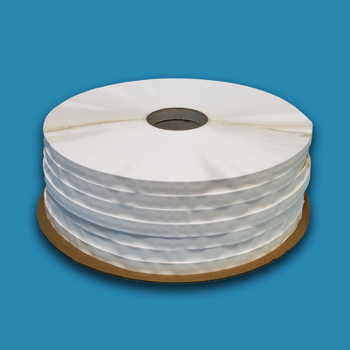 Non-resealable permanent sealing tape for PE bag & envelope