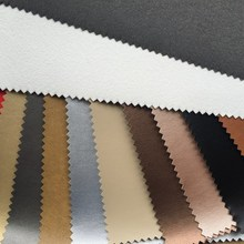 High competitive price 0.9mm-1.0mm R61 pu synthetic leather for shoes