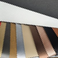 best price 0.9mm-1.0mm R61 pu synthetic leather for shoes lining