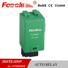 auto electric parts in china 12v 24v 30a kia miniature flashing relay