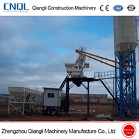Ready Mix 40m3/h Concrete Mixing Plant Batching Station