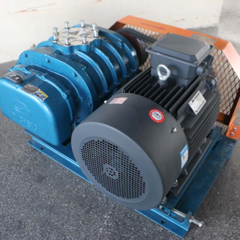 biogas use root blower compressor