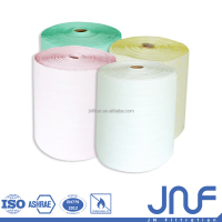 JNF G3 G4 F5 F6 F7 F8 Pocket/Bag Roll Filter Media Pocket Filter Material