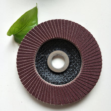 Grinding Capacity flap disc and Fiberglass backing pad flap disc for grinding weld joint or metallic and non-metallic materials