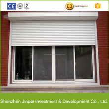 Auto metal roll up windows and Door