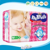 2017 China High quality sweet disposable Baby diapers,looking for african agent