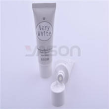 White 30ml protective foam tube