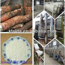 80Ton yuca starch production line&yuca flour production line