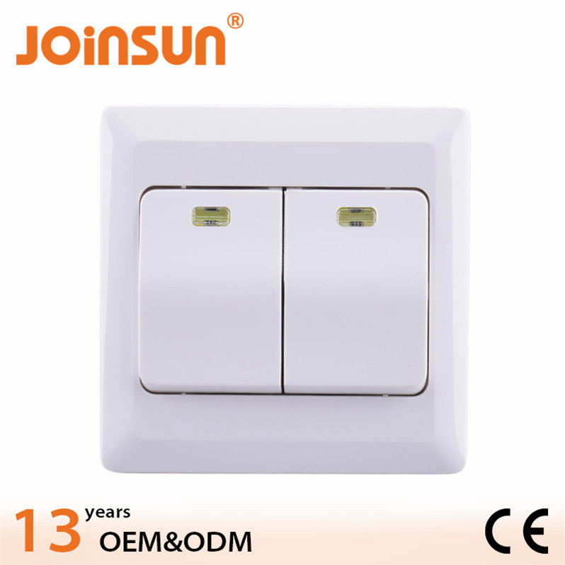 Design in China by JOINSUN 3 gang 1 way smart home hub