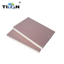 Fire Resistant gypsum board price in China for Wall