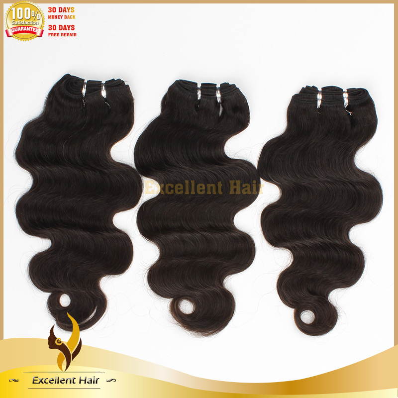 2015 New hit Factory direct cheap brazilian hair weave can be dyed any hair color