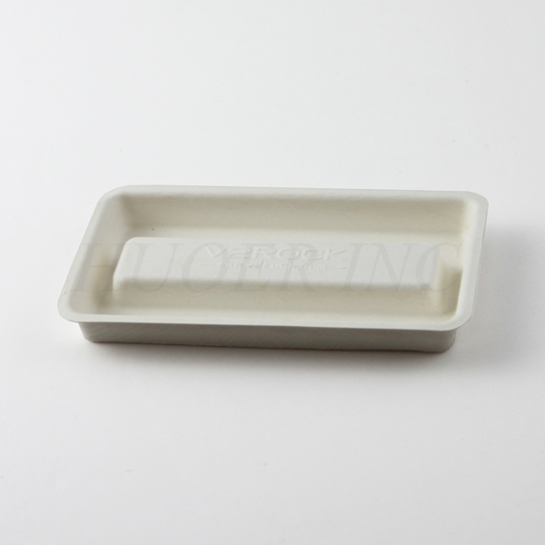 Custom Molded Paper Pulp Tray