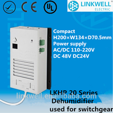 Industrial LKHP20 Compact Dehumidifier for Switchgear/Switch box/Cabinet