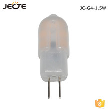 Factory direct durable AC/DC 12V 1.5w g4 led bulb