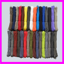KDA736 the newest braiding 550 cord custom glow in the dark rope factories