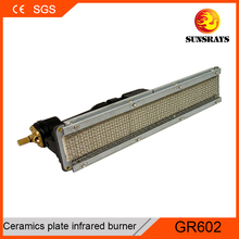 For furnace kebab infrared parts gas burner for boiler