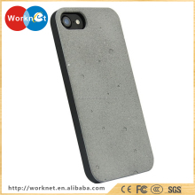 alibaba wholesale concrete cement pc phone case for iphone 7 7 Plus