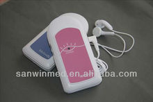 fetal heart beat detector baby sound A mini ultrasound machine for pregnancy