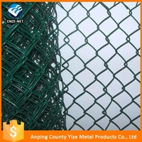 Brand new best selling pvc coated 5 feet chain link fence with low price