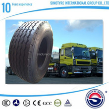 385/65 r22.5 Heavy duty truck tires produced by Japan technology