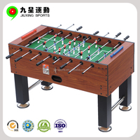 discount price professional mdf 5' manual coin foosball table