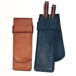Leather single mini pen cover,leather smart cover for pen,new design pen cover