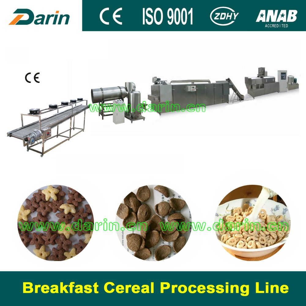 Nestle Breakfast Cereal Production Line/machine