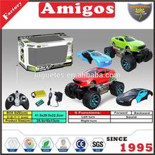 1:16 4 channel education rc toys car with battery and car shell for boys