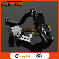 "Universal 7/8"" CNC High Performance Hydraulic Brake Clutch Lever Master cylinder Motorcycle Scooter ATV Quad Dirt Pit Bike Parts"