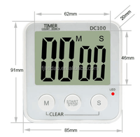Square Digital Timer Monthly DC100