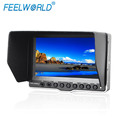 Thin Aluminum 5 inch On-camera 1080P HDMI Input SDI LCD Monitor with 5D II Camera Mode Histogram