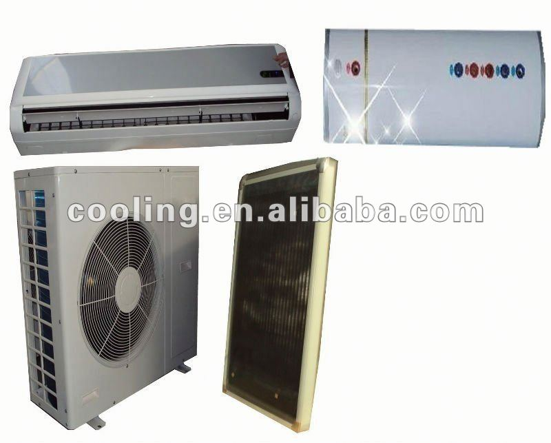air conditionerseparate pressure solar water heater