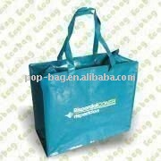 2013 new design recycle zip lock tote bag shopping