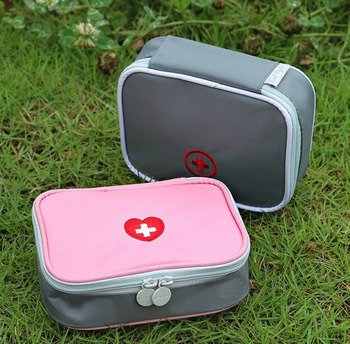 The multifunctional small charge Travel portable waterproof medical kit mini first aid kit bags