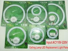 High Bright SMD 5730 AC110-220V Ring Board LED Ceiling Lights Replace Panel LED Lamp DIY Accessories