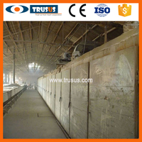 Mineral Fiber With Silver Foil Backing Cheap Of Paris Ceiling Heat Insulation Profiles Hot Sales PVC Laminated Gypsum