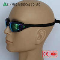 Factory directly offer swimming glasses silicone strap