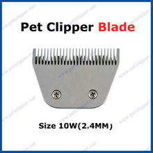 Pet Clipper Blades With Attachable Blade System