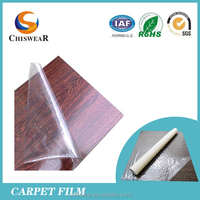 Hot sale high quality many colors floor carpet protection film