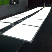 Standard sizes 2X2 600X600 36w surface square LED <strong>flat</strong> panel light