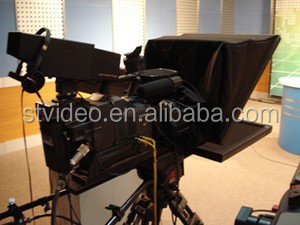 17 inch / 19 inch LCD Studio on-camera Teleprompter