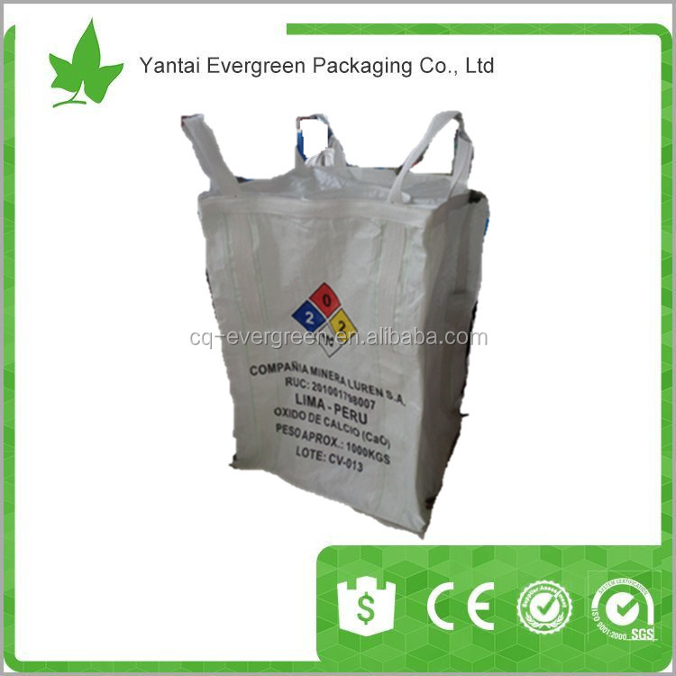 One Ton Big Bag For Urea Fertilizer Made In China
