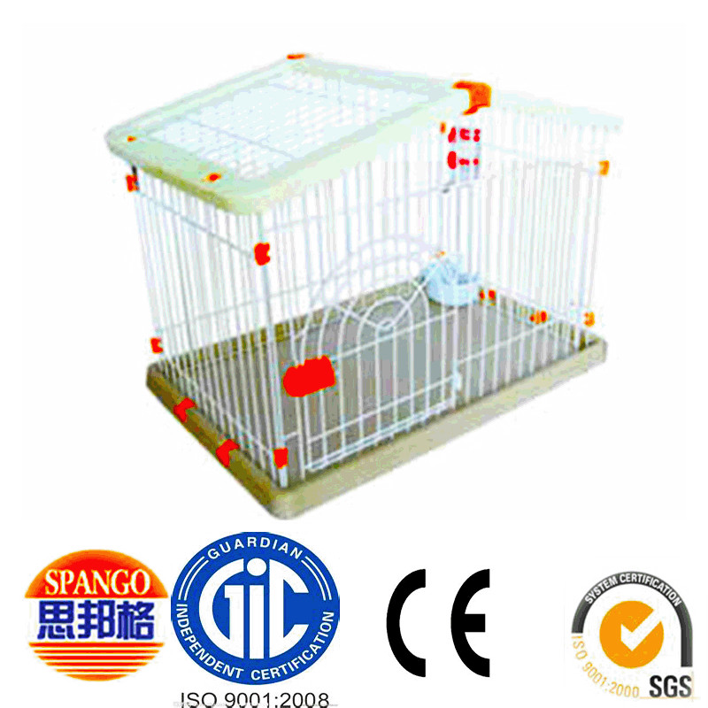2016 hot sale large dog run chain link animal cage/soft portable garden dog fence panel