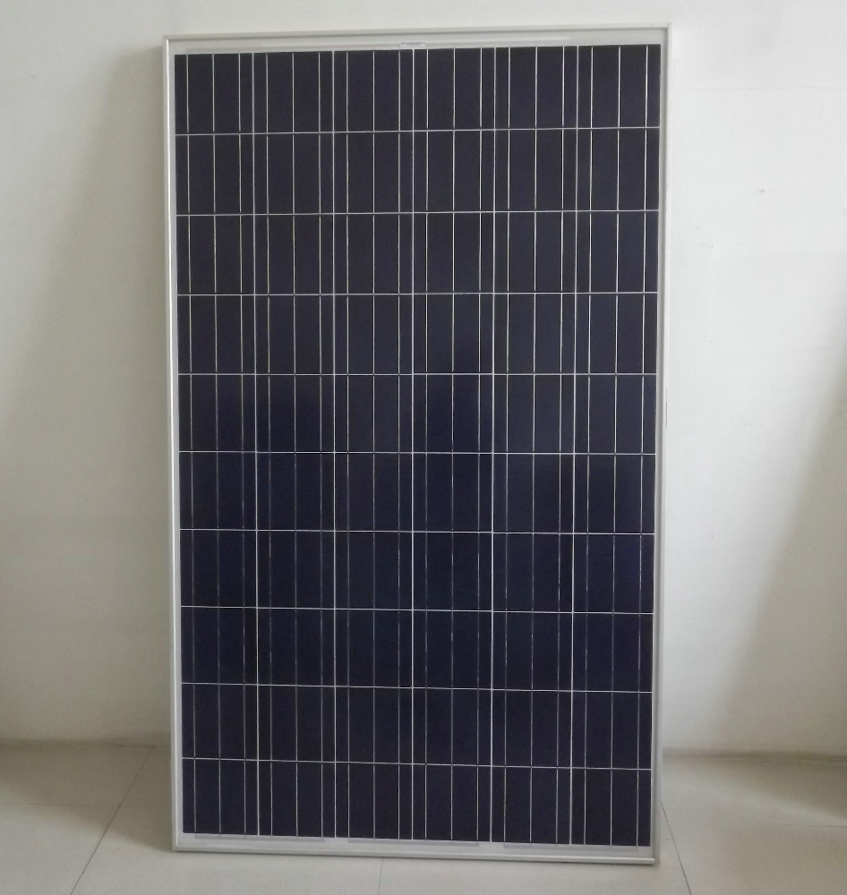 Cheap mono and poly 180 watt PV solar panels module with CE , IEC & INMETRO
