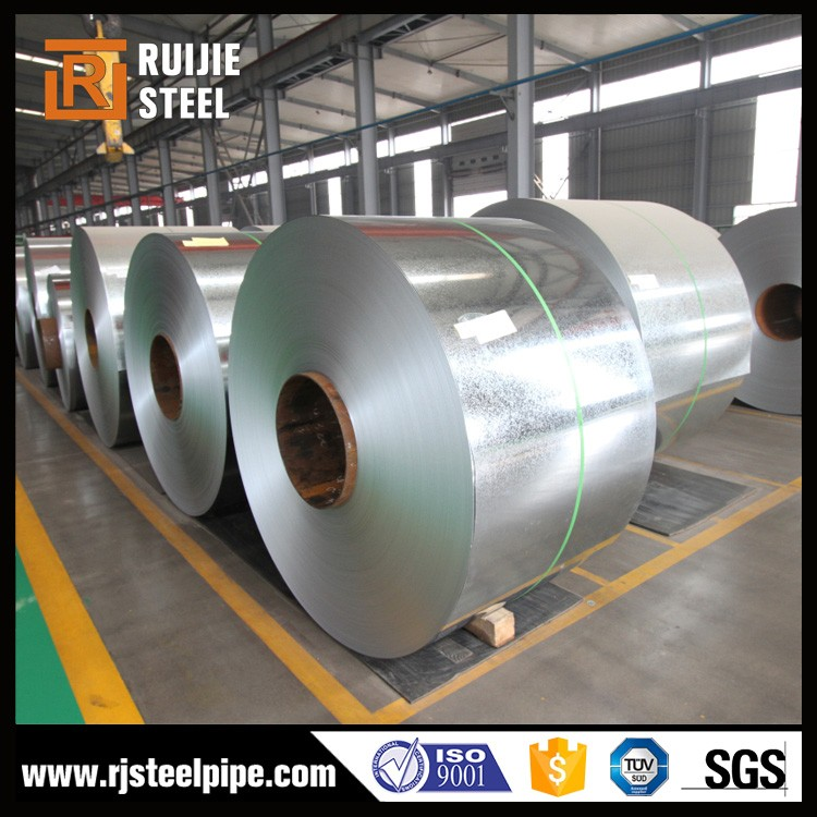0.18mm thickness hot dipped galvanized steel coils, electroplate zinc coated, zinc coating galvanized coils