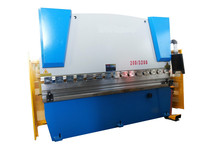 Industrial Metal Plate Bending Machine with Second Hand Press Brakes