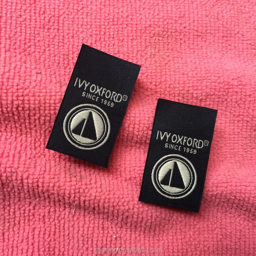Weaving Technics and Garment,Shoes,Bags,Fashion Accessories Use woven label